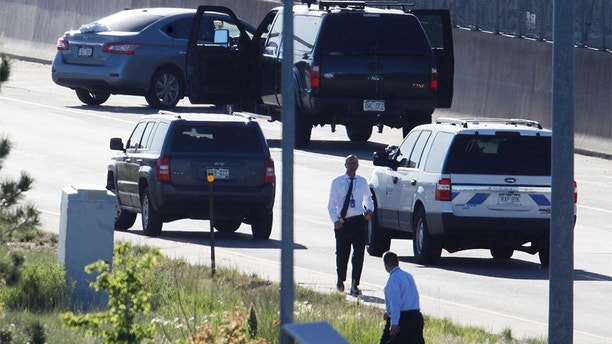 Altercation ends with Uber driver shooting passenger to death on Denver interstate