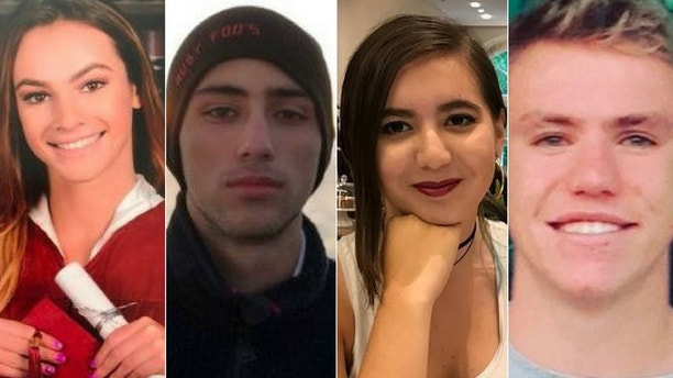 Marjory Stoneman Douglas high school victims