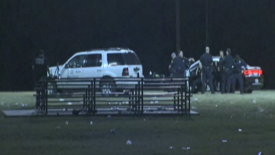 Five injured when gunman opens fire at Texas football game