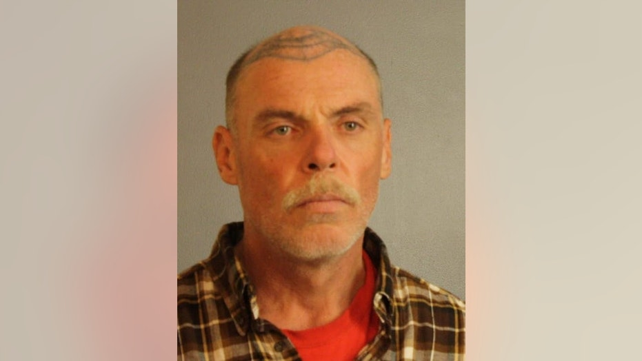 """Michael Lynn Rogers, aka """"Texas Mike,"""" used a power drill to torture a man he accused of taking cash from his wallet, authorities said."""