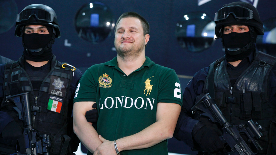 Mexican cartel leader 'La Barbie' sentenced to nearly 50 years in prison