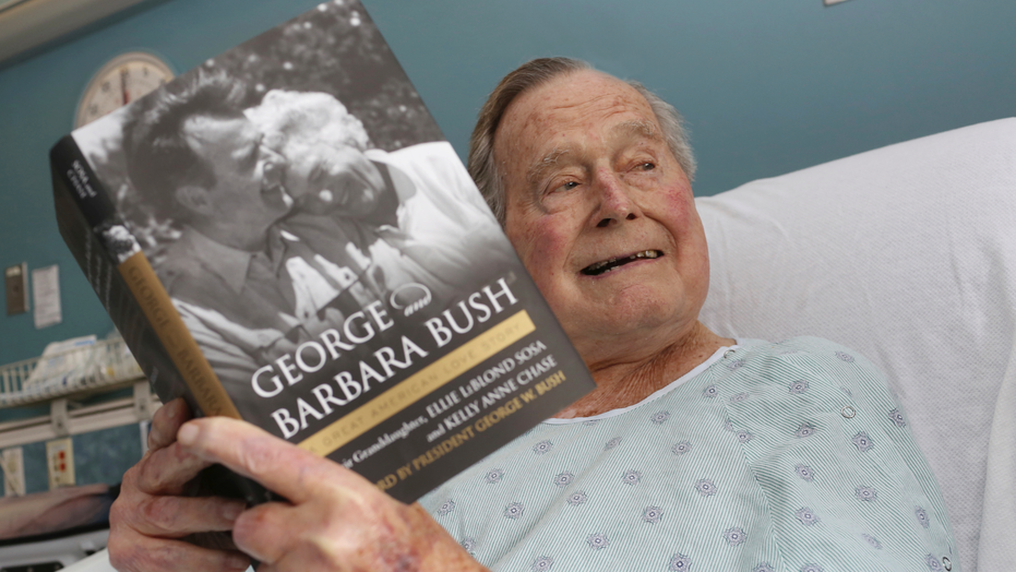 George H.W. Bush makes history by celebrating 94th birthday