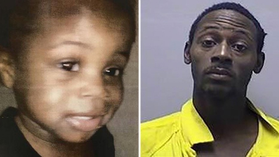 Khairy Simon, 27, told a Genesee County judge that 3-year-old Kimora Simon died after her mother, 29-year-old Erika Finley, hit her repeatedly with her fist and an extension cord while trying to potty train the child.