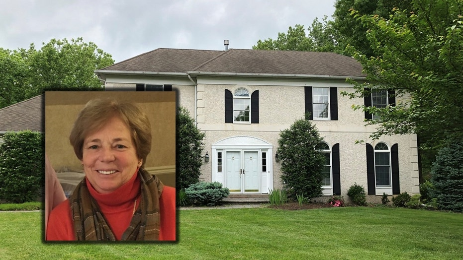 Denise Barger, 62, was discovered beaten to death inside her bedroom in Berwyn, PA.