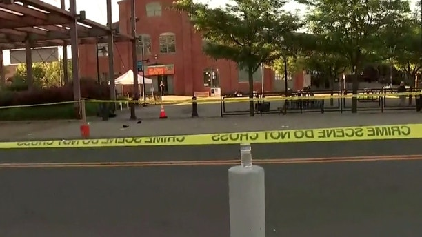 New Jersey arts festival shooting leaves 20 wounded, 1 suspect dead