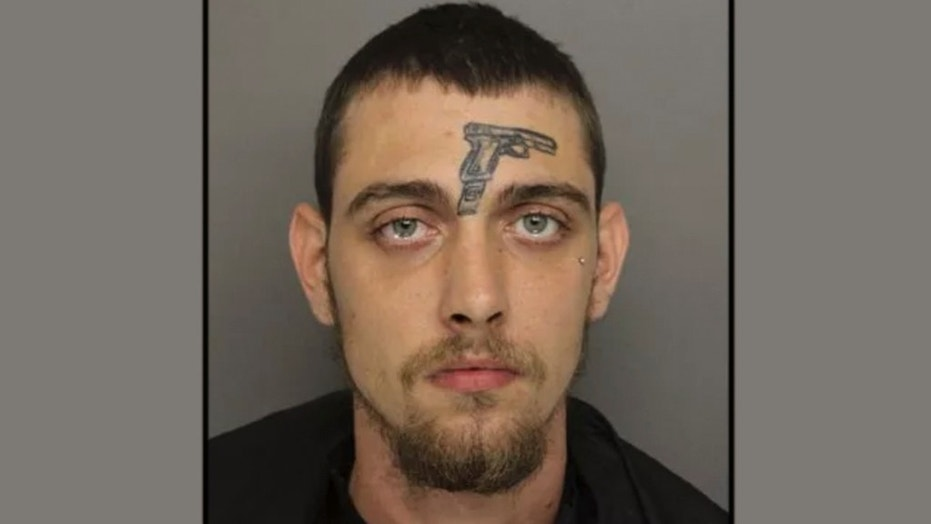 Michael Vines was arrested after he allegedly tossed a loaded gun away from a car accident he was involved with. The Greenville Police Department said he is federally prohibited from possessing a gun.