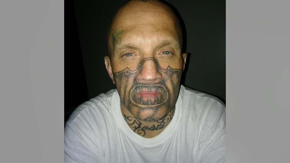 """Anthony Ward, also known as """"Popeye,"""" was arrested after a Facebook post of his mugshot went viral."""