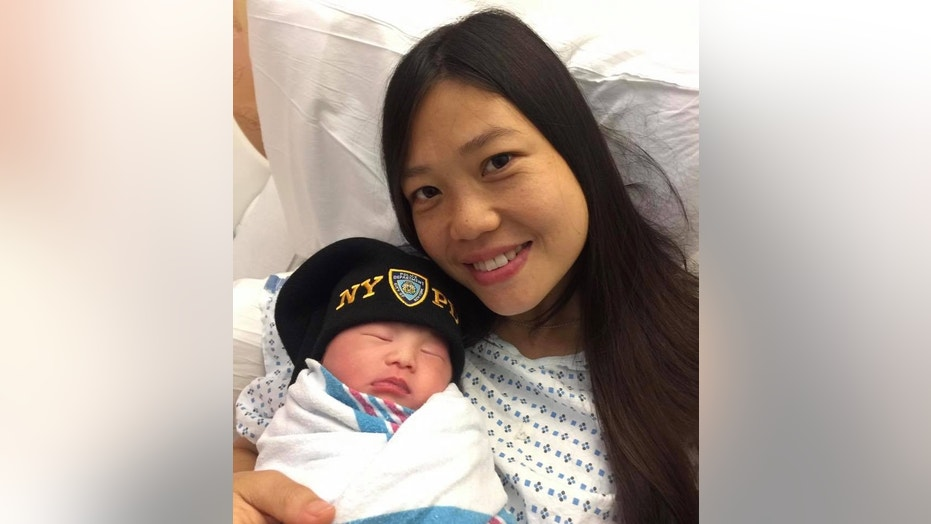 """Pei Xia Chen said her """"miracle"""" baby Angelina has made her believe in god."""