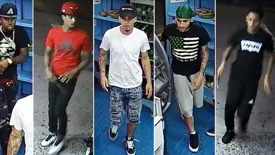 "New York police said they're seeking the public's help identifying a group of males believed to be connected to the ""brutal"" stabbing that led to the death of a 15-year-old boy in the Bronx earlier this week."