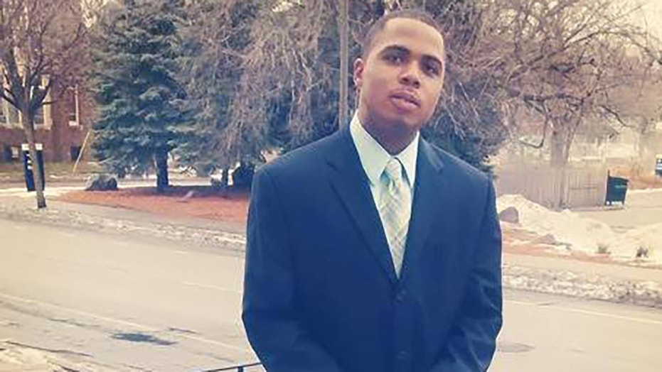 Thurman Blevins was shot and killed by police in Minneapolis.