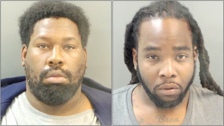 """Larry """"Poppy"""" Strickland, 31, and Anthony """"Big Ant"""" Demyers, 33, worked together to pressure three witnesses to refuse to testify in connection with a St. Louis murder case, authorities say."""