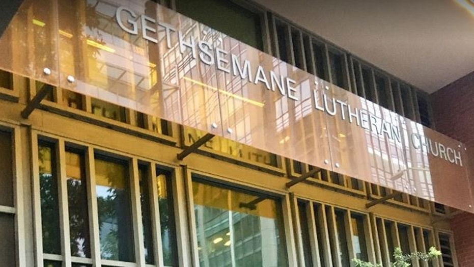Gethsemane Lutheran Church has given refuge to, but reports to, Jose Robles, an undocumented immigrant allegedly deported