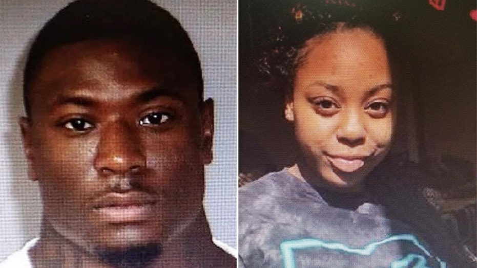 Anton Deonte Coleman has been charged after police found the body of Ke'Asia Andrea Adkins behind her home.