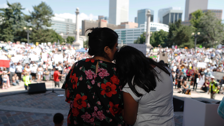 'Families Belong Together' Rally: Thousands protest family separations at border across country