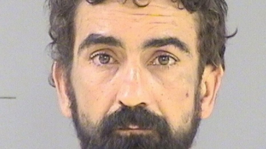 Ryan Felton Sauter was charged with deadly conduct and criminal trespass of a habitation, according to The Austin American-Statesman.