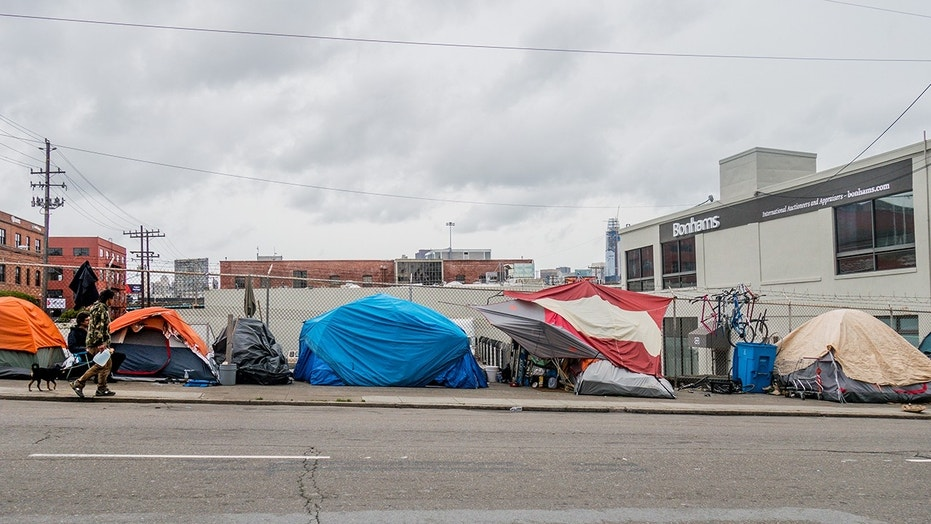 A major medical association has pulled its convention from San Francisco due to safety concerns in the city -- including tent cities and a growing homeless population.