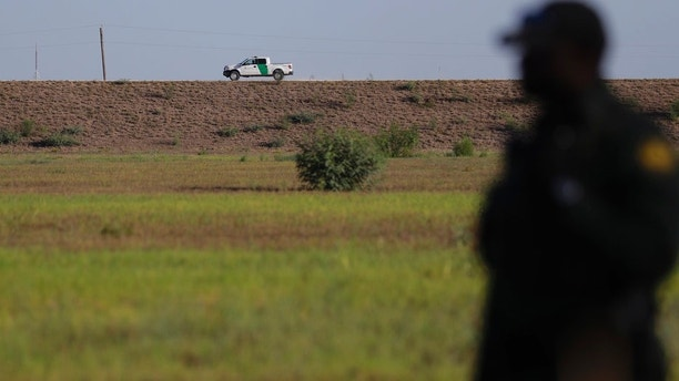 "FILE - In this Aug. 11, 2017, file photo, U.S. Customs and Border Patrol agents patrol for immigrants suspected of crossing into the United States illegally along the Rio Grande near Granjeno, Texas. A U.S. official tells The Associated Press that Border Patrol arrests fell sharply in June 2018 to the lowest level since February, ending a streak of four straight monthly increases. The drop may reflect seasonal trends or it could signal that President Donald Trump's ""zero-tolerance"" policy to criminally prosecute every adult who enters the country illegally is having a deterrent effect. The official spoke on condition of anonymity because the numbers are not yet intended for public release. (AP Photo/Eric Gay, File)"
