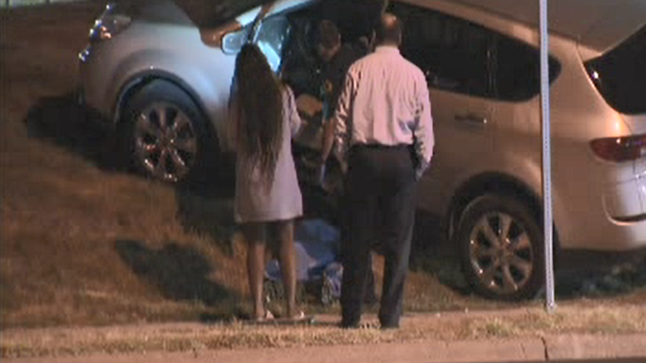 Dallas police: Woman shoots man trying to take SUV with kids