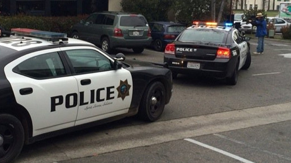 FILE: Authorities said a 2-year-old boy accidentally shot himself in the head inside a home in Fresno, Calif.