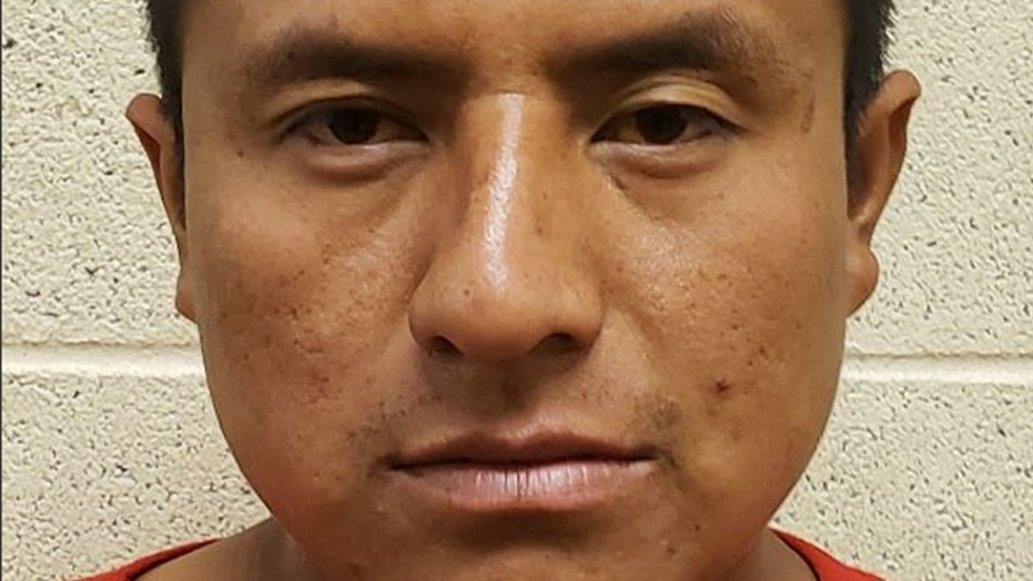 Anthony Diaz-Garcia has been captured again after re-entering the U.S., the Border Patrol says.