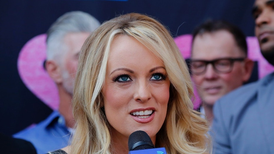 Stormy Daniels' lawyer tweeted early Thursday that she was arrested while performing at a Columbus strip club.