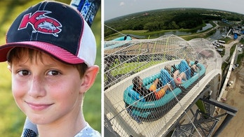 10-year-old Caleb Schwab was decapitated while on a waterslide in 2016