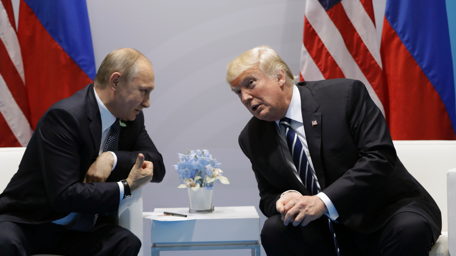 Trump Says He Hadn't Thought of Asking Putin to Extradite Hackers