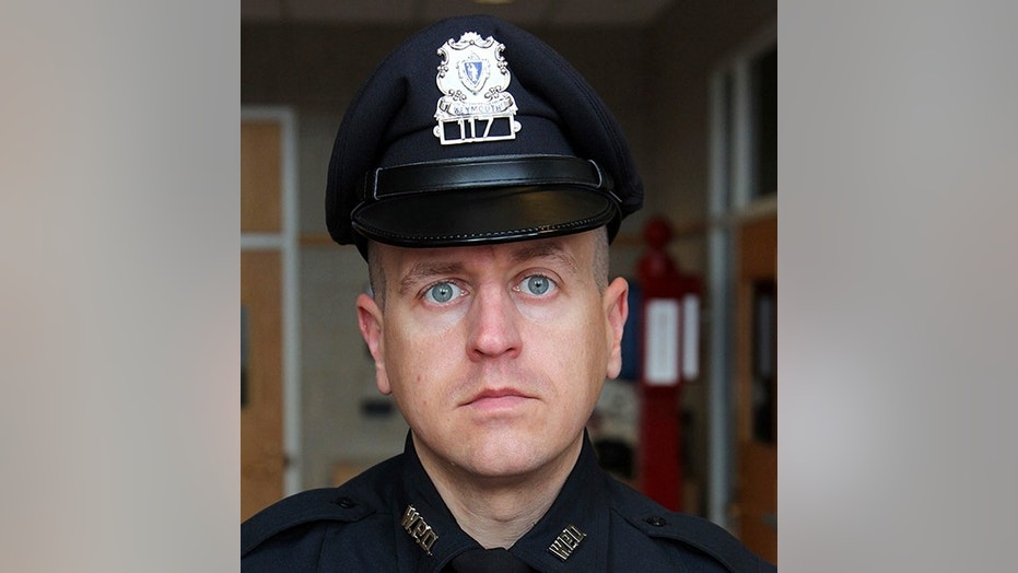Weymouth Police Officer Michael Chesna was killed one day before the sixth anniversary of his hiring by the department.