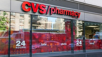 New York, USA - June 20, 2013: CVS Pharmacy store in midtown Manhattan. CVS Pharmacy is a very large pharmacy chain which stores are located all around the United States.