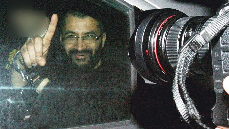Ali Charaf Damache, pictured in 2010, will be sentenced to 15 years in prison this October.