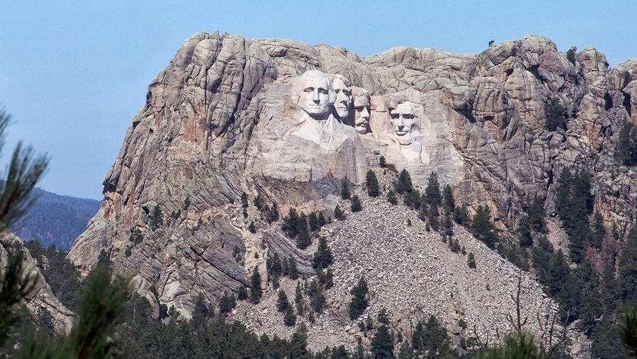 Anthony Rashid, a 58-year-old man from Illinois, was found dead at the base of a rock cliff in Mount Rushmore National Memorial, officials said.