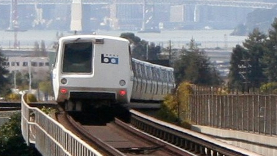 Three homicides in five days at BART stations an 'anomaly,' official says