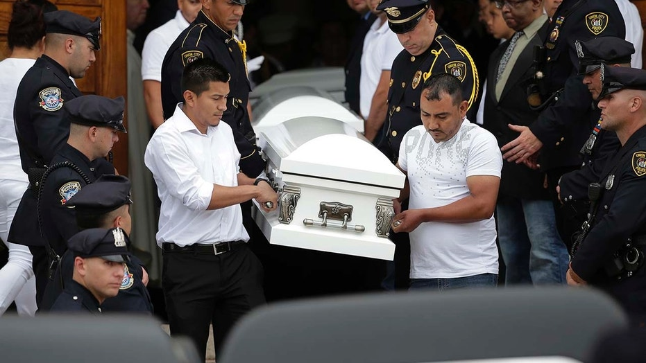 Heartbroken' city holds funeral for 5 children killed by fire