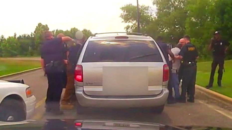 Mississippi police officer fired after using stun gun on handcuffed man