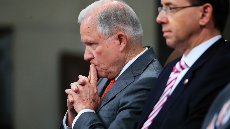 AG Sessions Announces DOJ's New 'Religious Liberty Task Force'