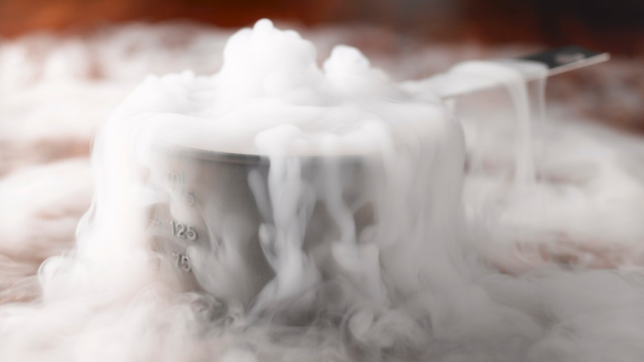 Dry ice reportedly killed one woman and left another hospitalized in Washington.