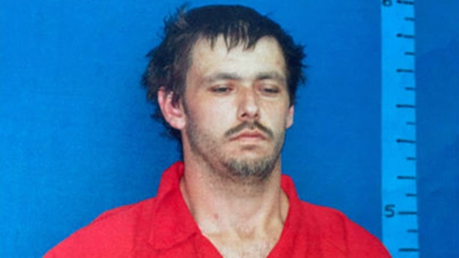 Brandon Chambers, 28, is in custody after he allegedly opened fire on a Mississippi highway.