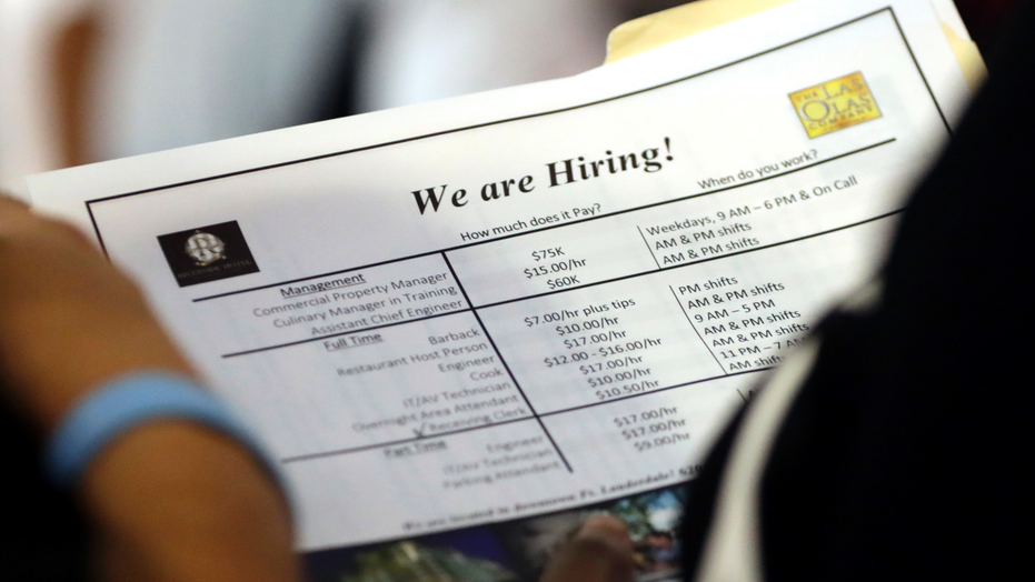 Unemployment Rate Falls to 3.9 Percent
