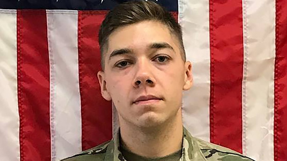 Pvt. 2nd Class Jeremy J. Wells, 19, was killed in a training accident Wednesday at Fort Campbell in Kentucky.