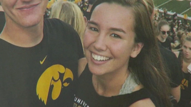 Reward for missing University of Iowa student hits $260,000