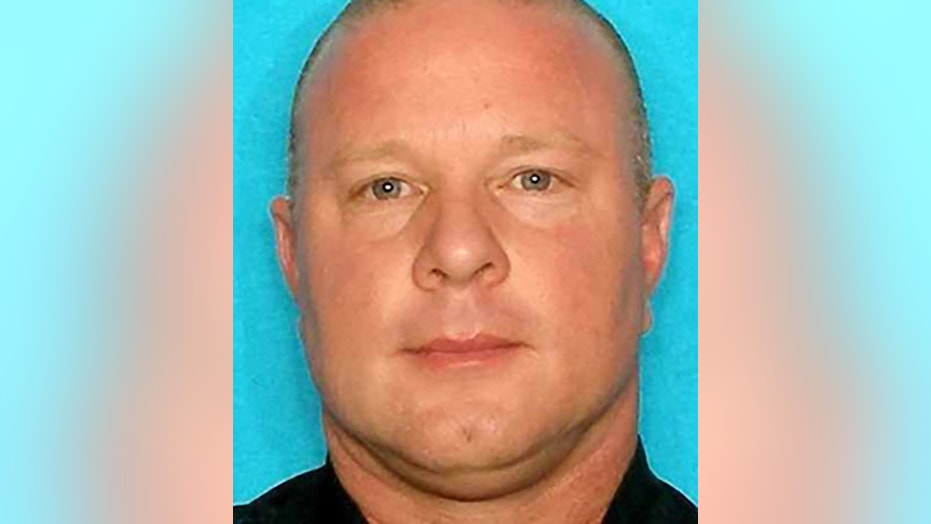 Baytown police officer John Stewart Beasley was reported missing Thursday.
