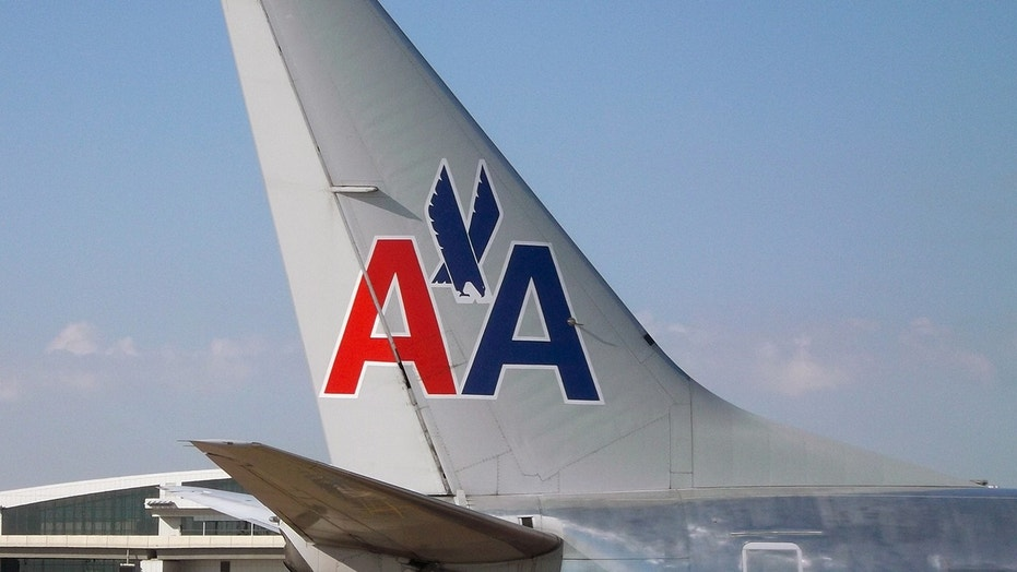 Dead fetus found by cleaners in American Airlines plane toilet