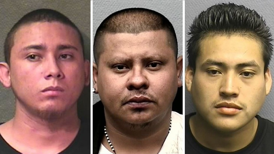 Giovani Antonio Herrera, 23, Antonio Anival Guevara, 32, and Jonathan Steven Guevara, 21, were found guilty by a Texas jury on Wednesday for the 2015 murder of Hector Diaz.