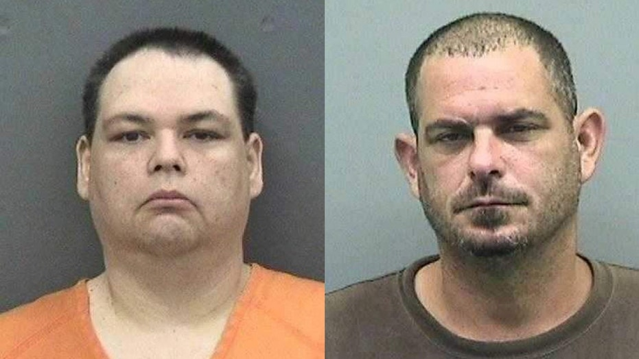 Brian Sebring, 44, shot Alex Stephens, 46, in the thigh and buttocks over their political argument on Facebook on Monday night.