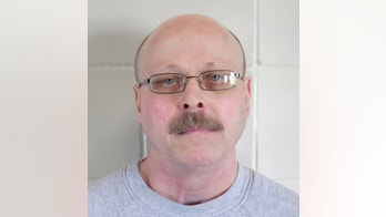 FILE - This file photo provided by the Nebraska Department of Correctional Services shows death-row inmate Carey Dean Moore. A federal judge is set to decide Friday, Aug. 10, 2018, whether Nebraska can proceed with the state's first execution since 1997 and its first-ever lethal injection. U.S. District Court Judge Richard Kopf is expected to issue the ruling in a lawsuit by a German pharmaceutical company that alleges state officials improperly obtained the company's drugs for Moore's execution which is set for Tuesday morning Aug. 14. He was condemned for the 1979 murders of two Omaha cab drivers. (Nebraska Department of Correctional Services via AP, File)