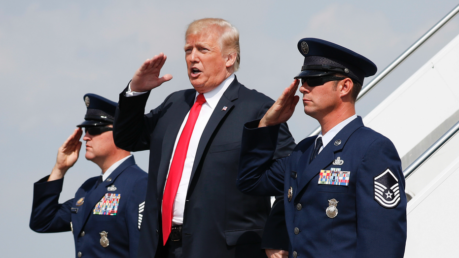 Trump blames DC, as military parade plans unravel over costs