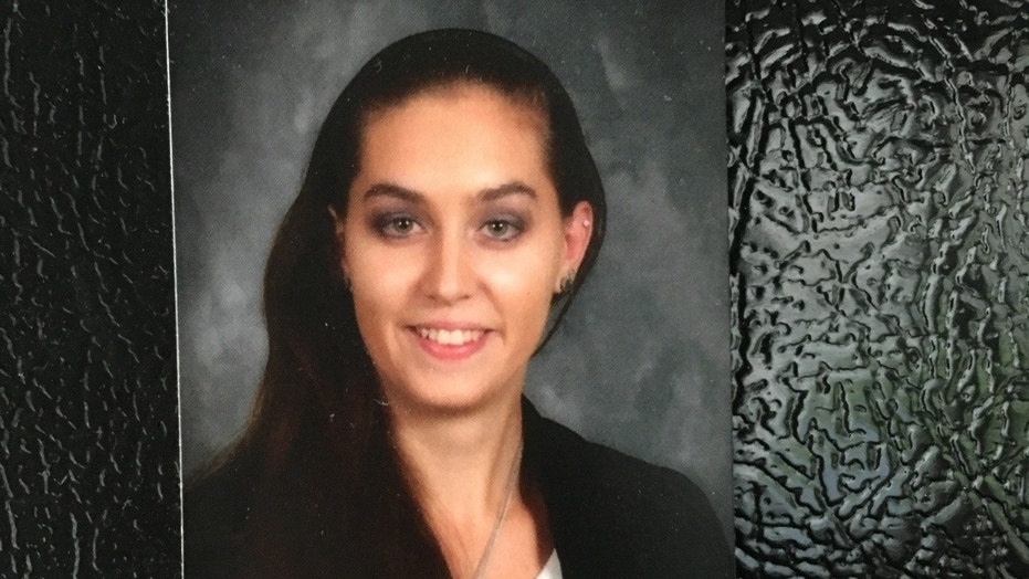 Katie Wenszell, 28, suffered a brain injury, foot amputation and other injuries in a bid to save her mother from an oncoming train, reports said.