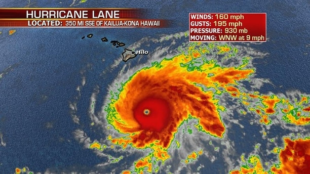 Category 5 Tornado : Historic cat hurricane lane could bring catastrophic