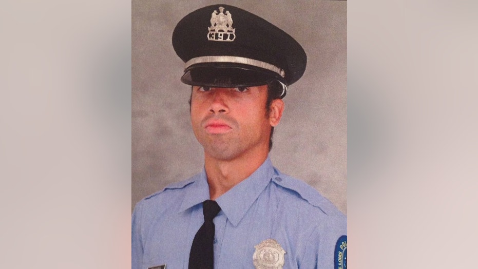 Officer Adam Feaman, 40, was charged with second-degree assault after breaking a man's jaw with a flashlight last year.