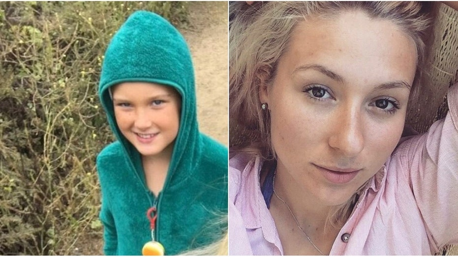 Audrey Rodrigue, right, and daughter Emily, from Canada, were found safe after the woman's friend had reported her missing.